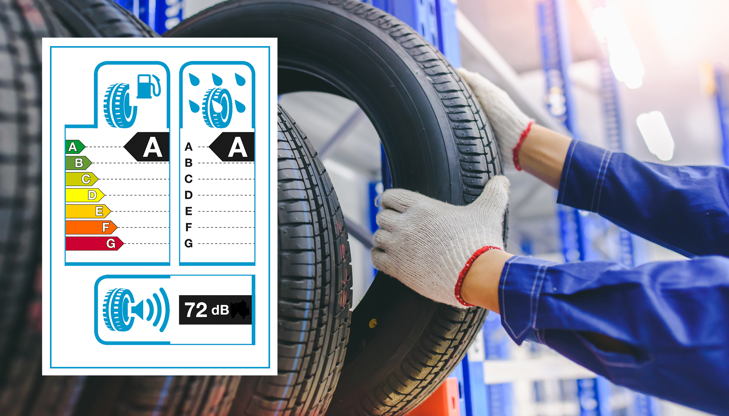 DVSA Enforcement Agency For Tyre Labelling